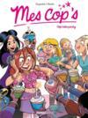 Mes cop's T.10 ; cop'cake party