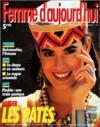 Femme D'Aujourd'Hui N°34 du 04/09/1989