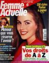 Femme Actuelle N°526 du 24/10/1994