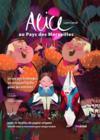 Alice au pays des merveilles et ses personnages en origami facile pour les enfants