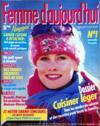 Femme D'Aujourd'Hui N°1 du 16/01/1989