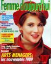Femme D'Aujourd'Hui N°4 du 06/02/1989