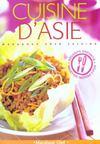 La cuisine d'asie