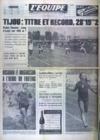 Equipe (L') N°7858 du 24/07/1971