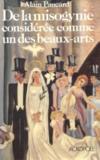 De La Mysogynie Consideree Comme Un Des Beaux-Arts