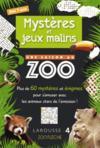 Une saison au zoo ; mystères et jeux malins