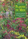 T1 plantes du midi arbres arbustes plantes grimpantes