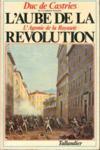 L'Aube De La Revolution