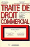 Actes de commerce, commercants et fonds de commerce - 4eme edition