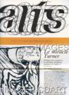 ARTS. N°35 / 1 OCTOBRE 1981 / HEBDOMADAIRE. LE MIRACLE TURNER. CEZANNE. ABSTRACTION LYRIQUE. ALECHINSKY. JAMES ENSOR. GRANDS ET JEUNES. ART / MODE. BERNADETTE SZAPIRO. TRUFFAUT. JAZZ. CHRISTINE FERSEN . (Poids de 10 grammes)