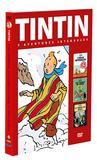 Tintin - 3 Aventures - Vol. 4 : 7 Boules De Cristal + Le Temple Du Soleil + L'Etoile Mystérieuse