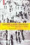 Europe, lieux communs