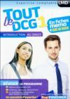 Tout le DCG 1 ; introduction au droit