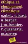 Éthique et changement climatique