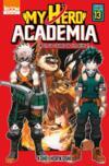 My hero academia T.13