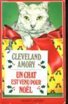 Un Chat Est Venu Pour Noel