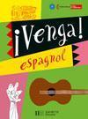 Venga ; terminale séries technologiques ; livre de l'élève (édition 2008)