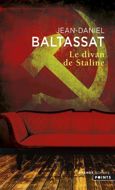Le divan de Staline de Jean-Daniel Baltassat
