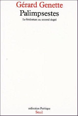 """Résultat de recherche d'images pour """"genette palimpsestes"""""""