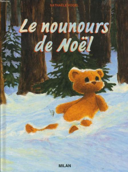 Le Nounours De Noel Nathaele Vogel Livre France Loisirs