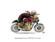 Les sportives cultes (1955-1985) ; 60 motos mythiques des champions de quartier