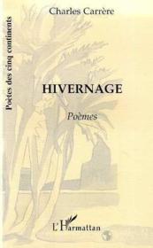 Hivernage - Couverture - Format classique