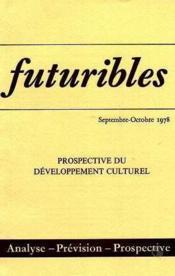 Futuribles N.17 Septembre Octobre 1978 - Couverture - Format classique