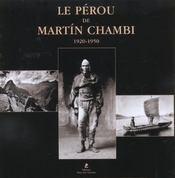 Le Pérou de Martin Chambi 1920-1950 - Intérieur - Format classique