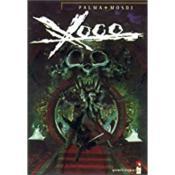 Xoco t.4 ; le dragon et le tigre - Couverture - Format classique