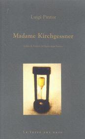 Madame Kirchgessner - Intérieur - Format classique
