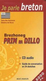 Brezhoneg prim ha dillo - Couverture - Format classique