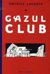 Gazul club - Intérieur - Format classique