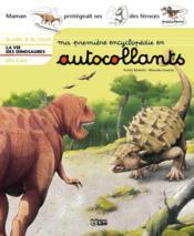 La vie des dinosaures - Couverture - Format classique