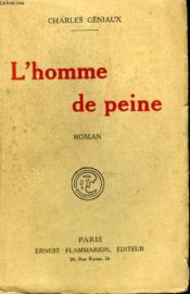 L'Homme De Peine. - Couverture - Format classique