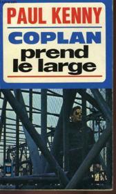 Coplan Prend Le Large - Couverture - Format classique