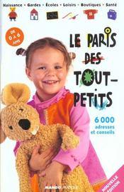 Le Paris Des Tout-Petits 2001 - Intérieur - Format classique