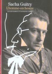 Sacha Guitry, l'homme-orchestre - Intérieur - Format classique