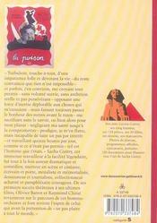 Sacha Guitry, l'homme-orchestre - 4ème de couverture - Format classique
