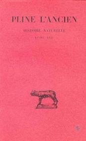 Histoire naturelle t.22 - Couverture - Format classique