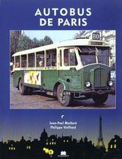 Autobus de paris - Intérieur - Format classique