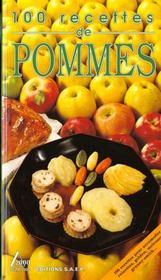 Pommes 100 recettes - Intérieur - Format classique