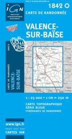 Valence ; Blaise - Couverture - Format classique
