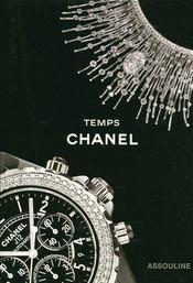 Temps chanel - Intérieur - Format classique