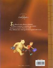 N'Aie Pas Peur Nic - 4ème de couverture - Format classique