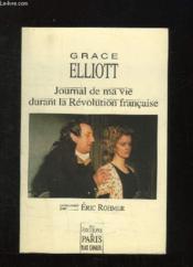 Journal de ma vie durant la revolution francaise - Couverture - Format classique
