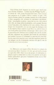 Journal de ma vie durant la revolution francaise - 4ème de couverture - Format classique