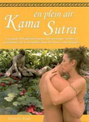 Le kama-sutra en plein air - Couverture - Format classique