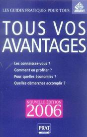 Tous vos avantages 2006 - Intérieur - Format classique