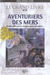 Le grand livre des aventuriers des mers - Intérieur - Format classique
