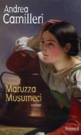Maruzza Musumeci - Couverture - Format classique